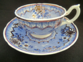 NO LONGER AVAILABLE HILDITCH 'Chinese Musicians' cup & saucer